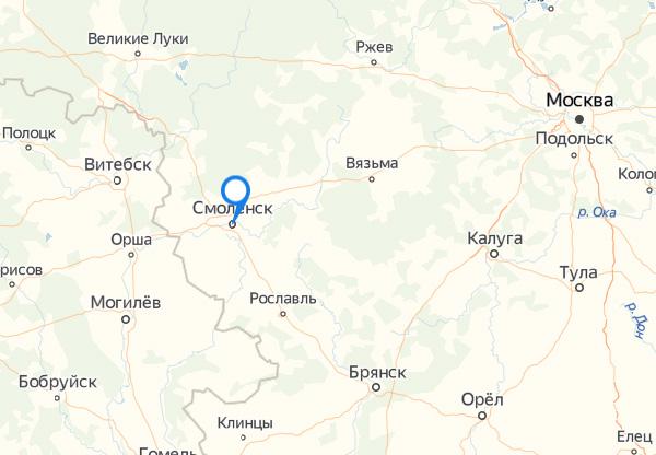 Экспедиции к выпаривателям родниковой воды - Страница 33 Smolensk_karta