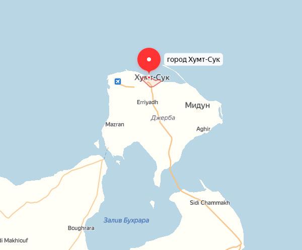 Экспедиции к выпаривателям родниковой воды - Страница 27 Tunis_o_djerba_krepost_xumt-suk