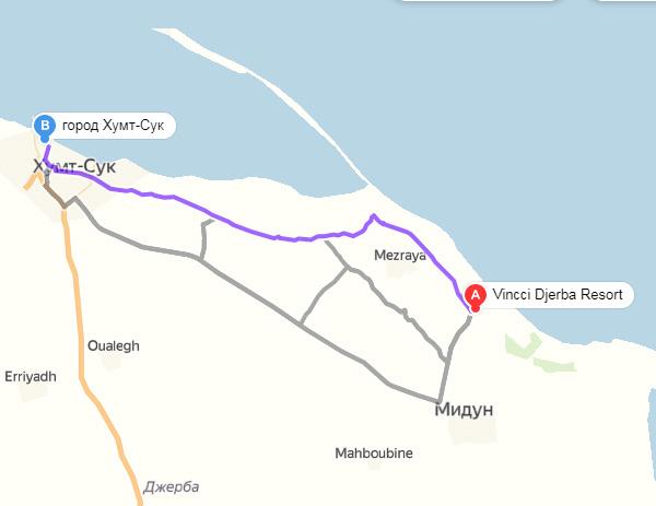 Экспедиции к выпаривателям родниковой воды - Страница 27 Tunis_o_djerba_krepost_xumt-suk_15km