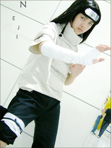 Cosplay - Page 10 Neji-cosplay