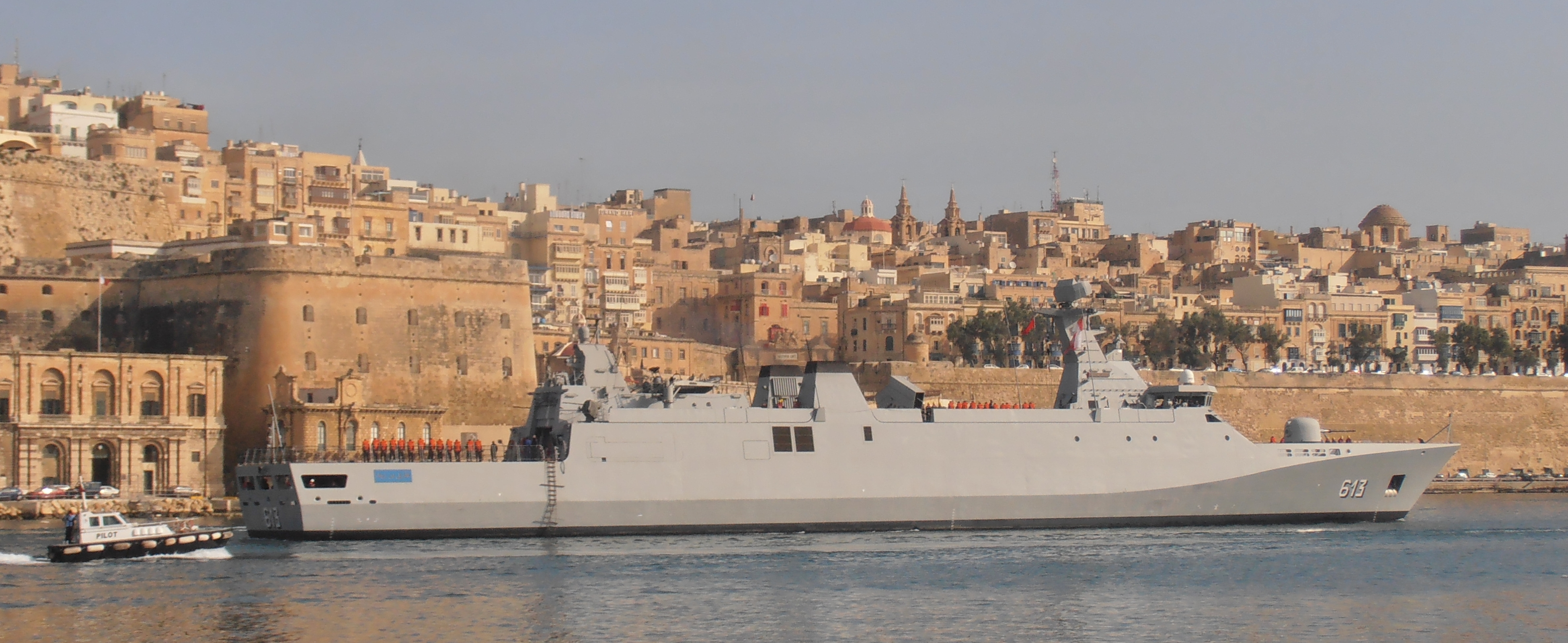 Royal Moroccan Navy Sigma class frigates / Frégates marocaines multimissions Sigma - Page 20 2232561