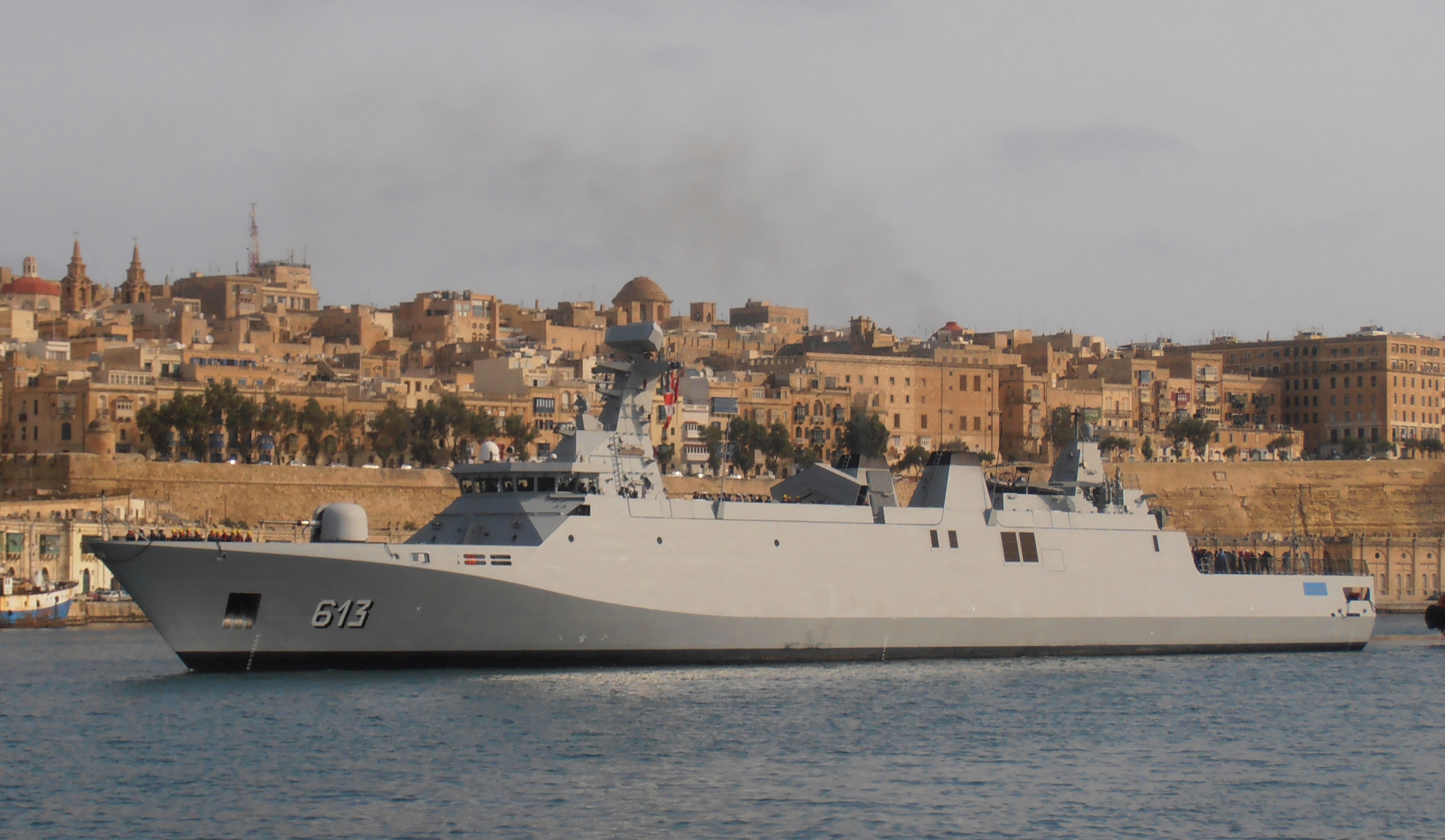 Royal Moroccan Navy Sigma class frigates / Frégates marocaines multimissions Sigma - Page 20 2230491