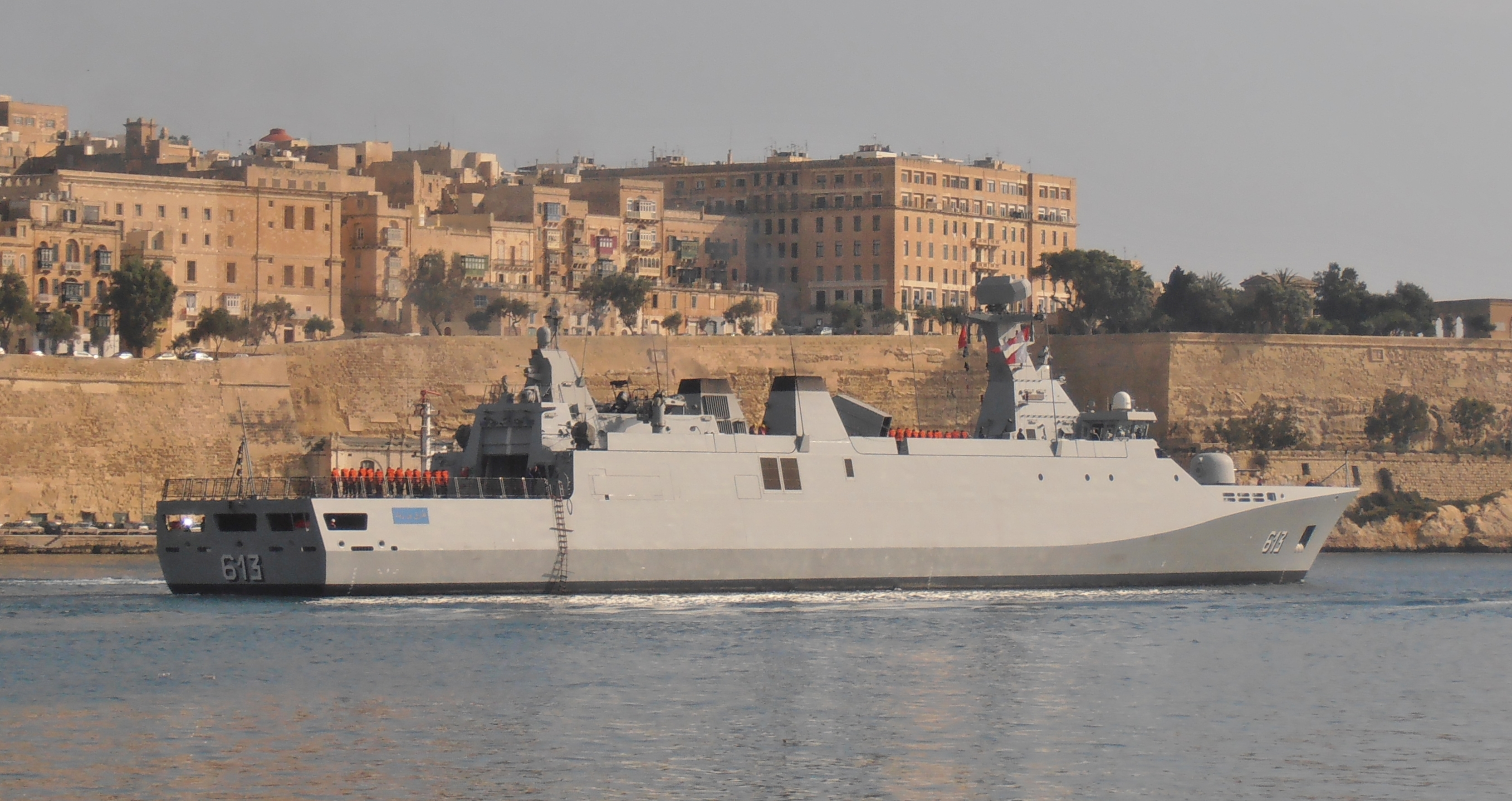 Royal Moroccan Navy Sigma class frigates / Frégates marocaines multimissions Sigma - Page 20 2232562
