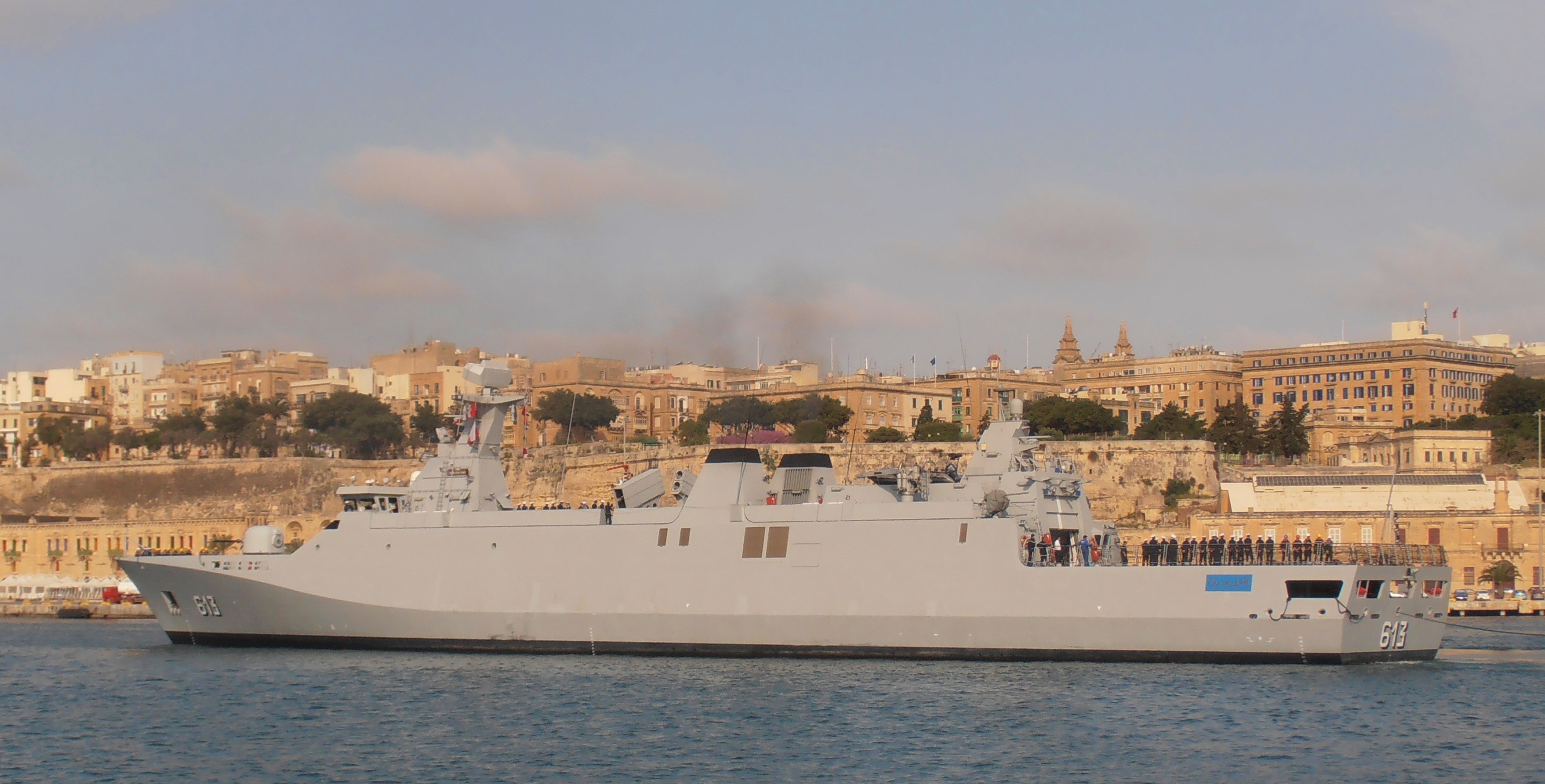 Royal Moroccan Navy Sigma class frigates / Frégates marocaines multimissions Sigma - Page 20 2230492