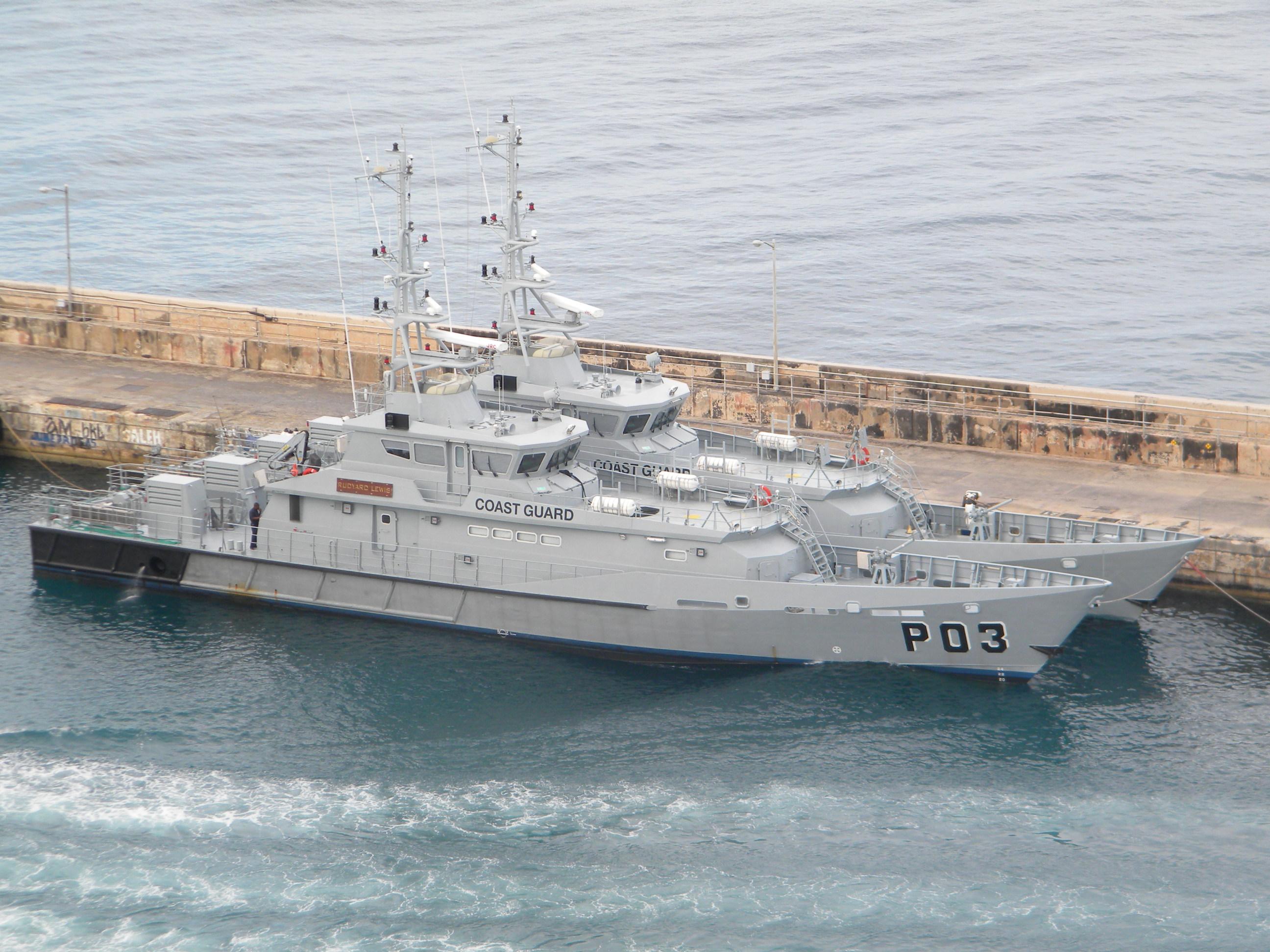 Armée de La Barbade / Barbados Defence Force ( BDF ) 1547503