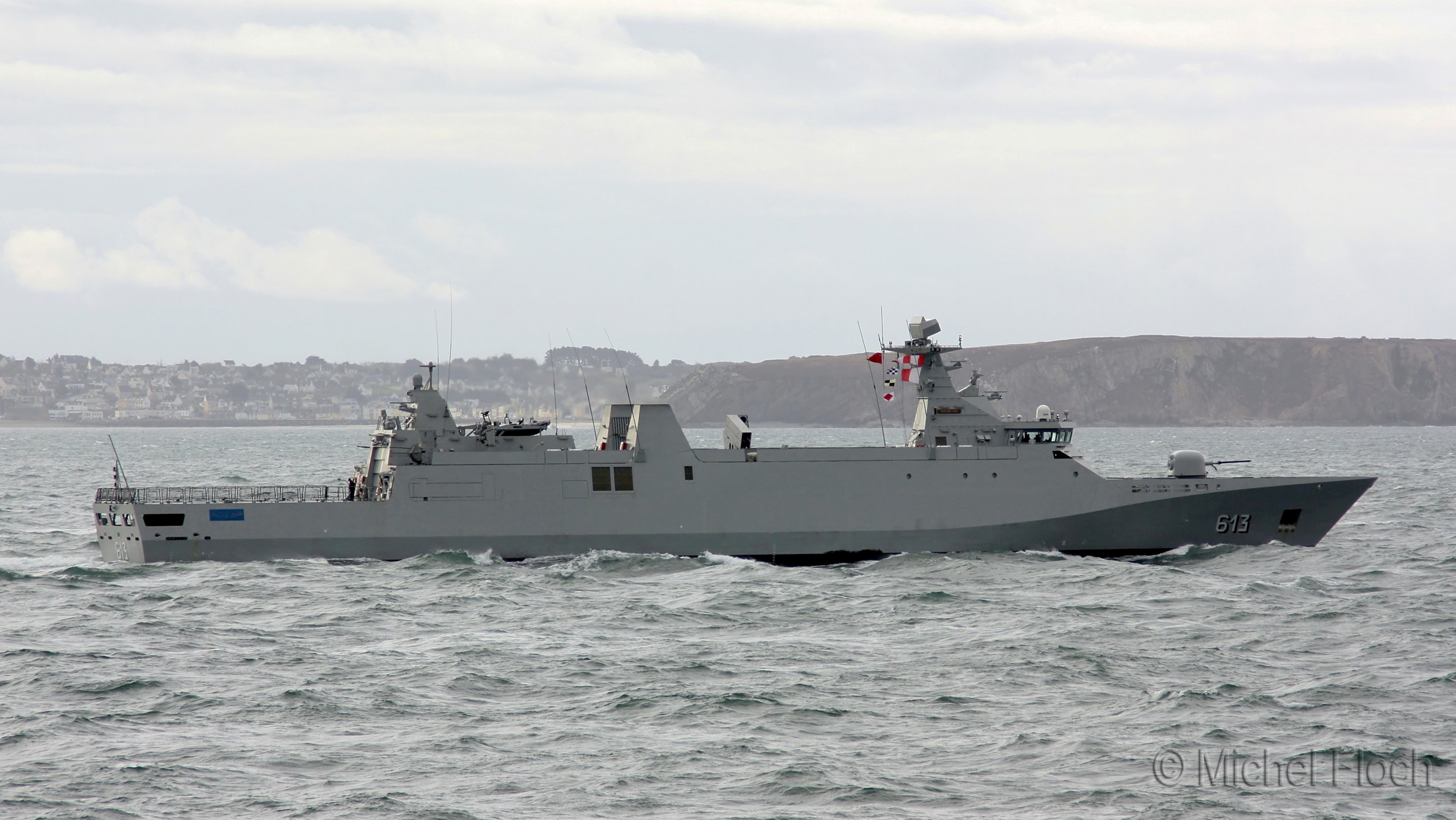 Royal Moroccan Navy Sigma class frigates / Frégates marocaines multimissions Sigma - Page 13 1773694