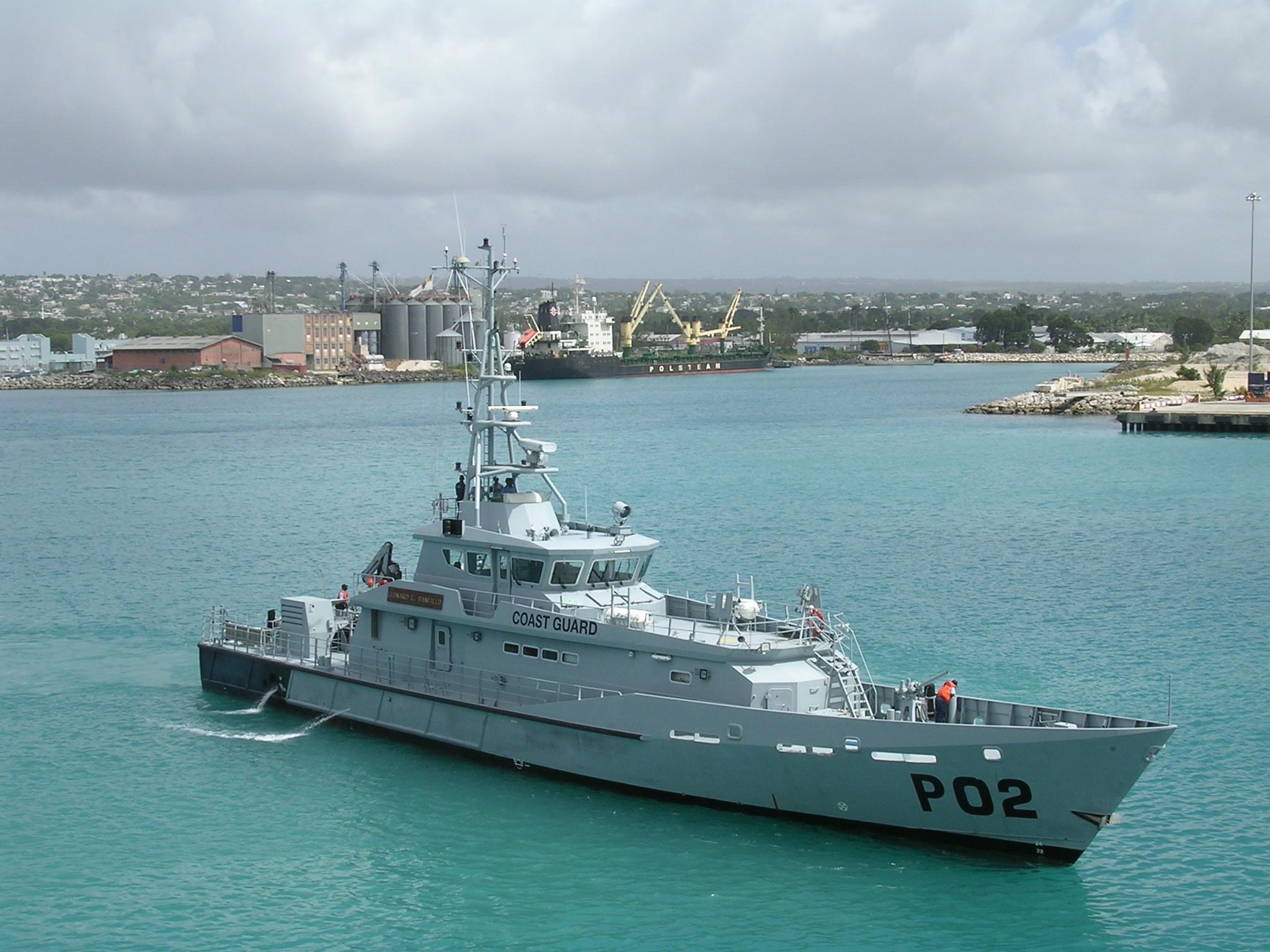 Armée de La Barbade / Barbados Defence Force ( BDF ) 1019155