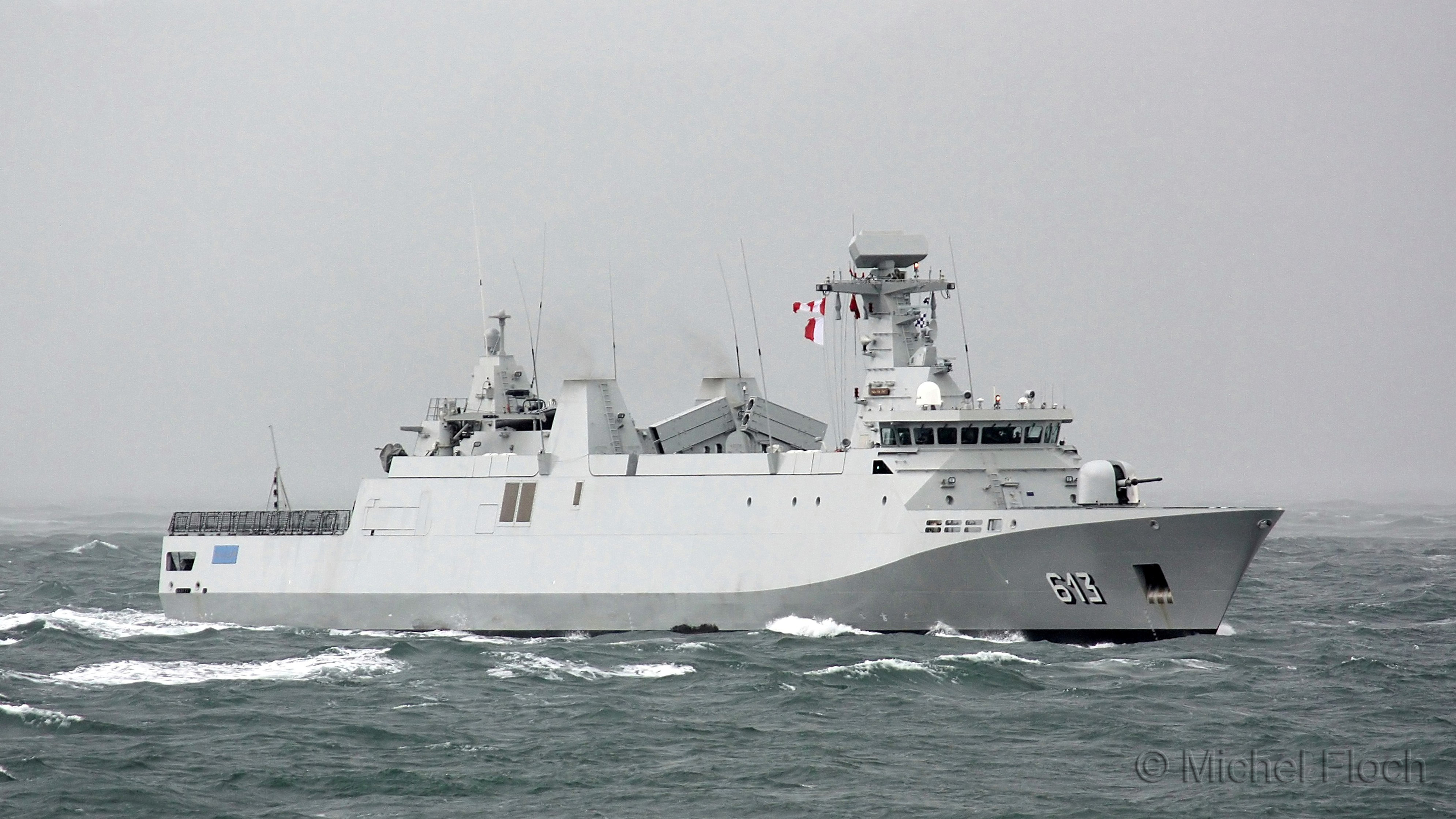 Royal Moroccan Navy Sigma class frigates / Frégates marocaines multimissions Sigma - Page 13 1773696