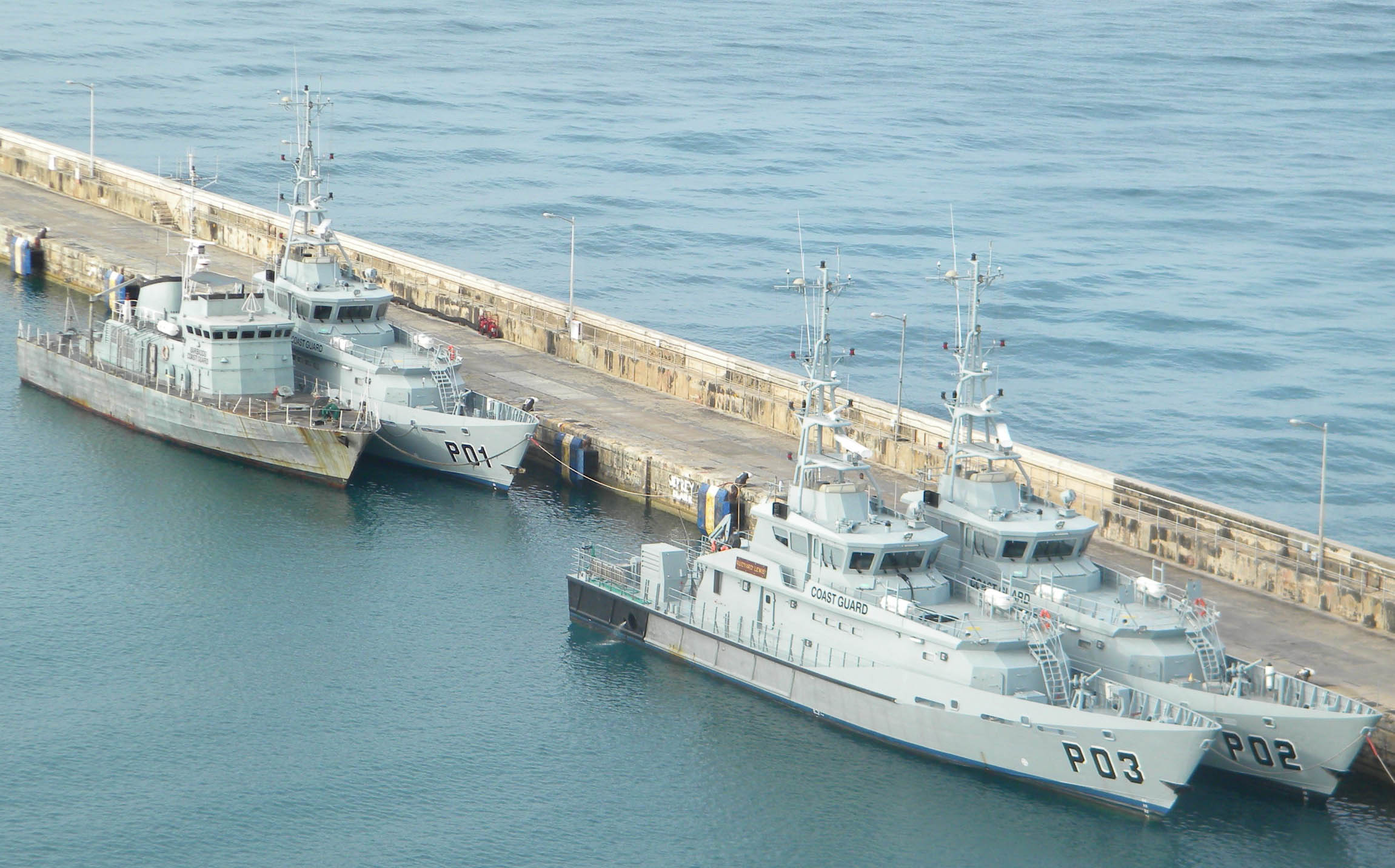 Armée de La Barbade / Barbados Defence Force ( BDF ) 1547497