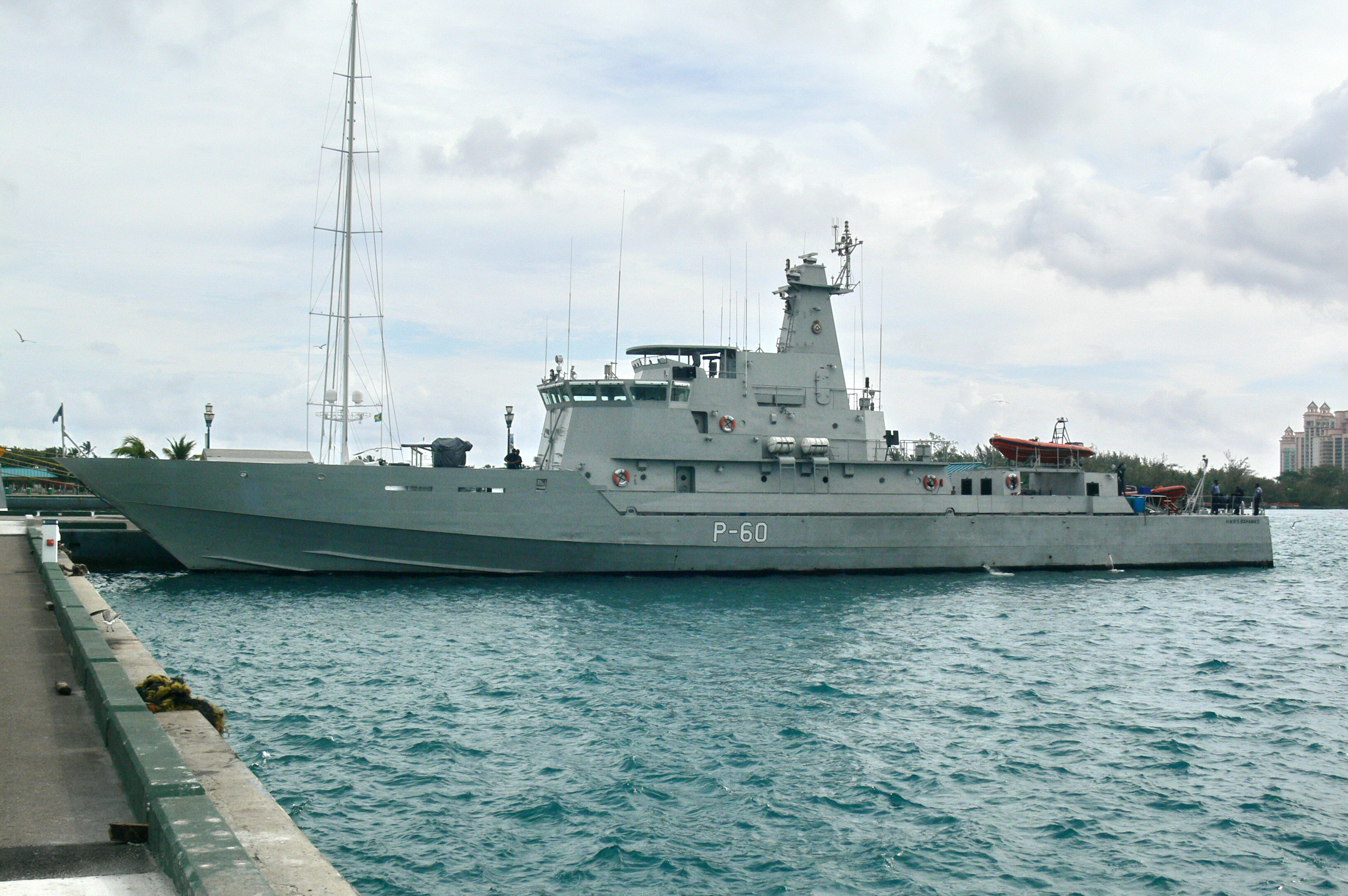 Armée des Bahamas / Royal Bahamas Defence Force ( RBDF ) 1439848