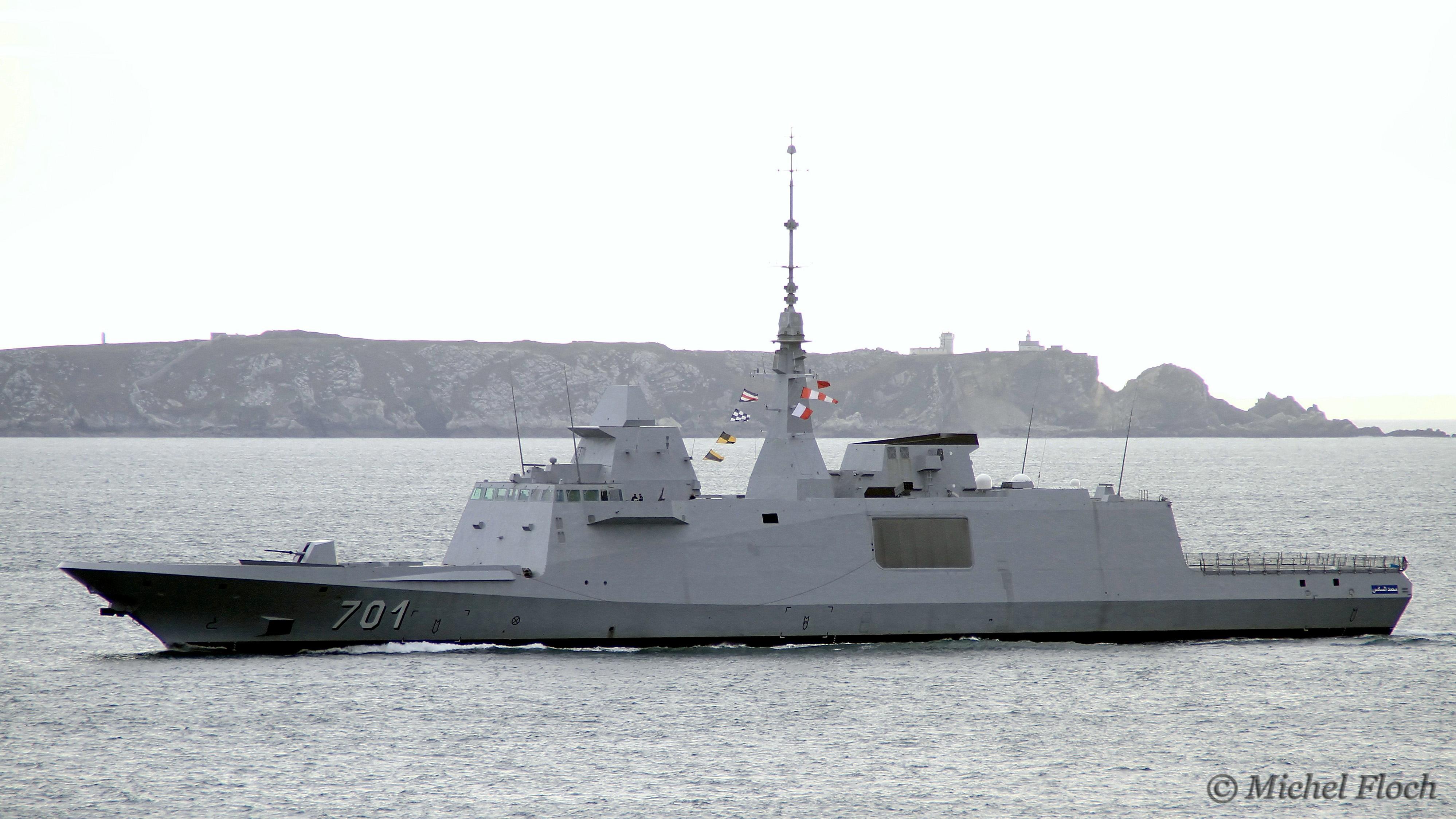 Royal Moroccan Navy FREMM Frigate / FREMM Marocaine - Mohammed VI - Page 8 2158199