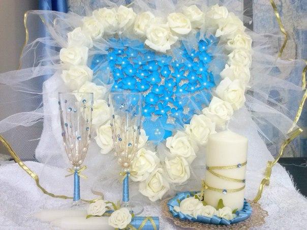 Поздравляем  Cranberry с Бирюзовой свадьбой! 16-let-svadbyi-dekor