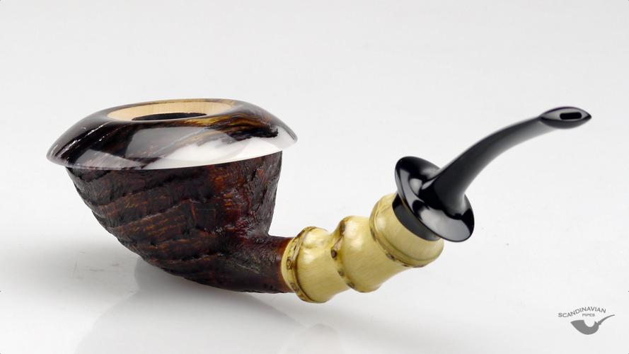 Pipe Calabash 4366c
