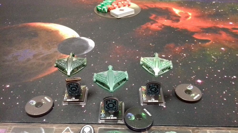 [130 SP] Klingonische Armada überfällt das romulanische System D'Deridex 20181125_145311a
