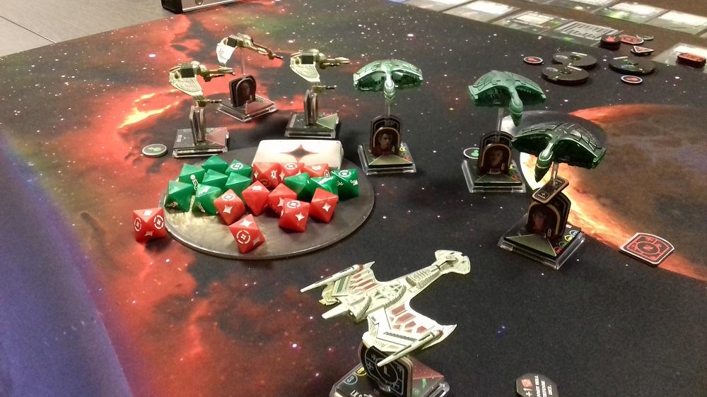 [130 SP] Klingonische Armada überfällt das romulanische System D'Deridex 20181125_160115a