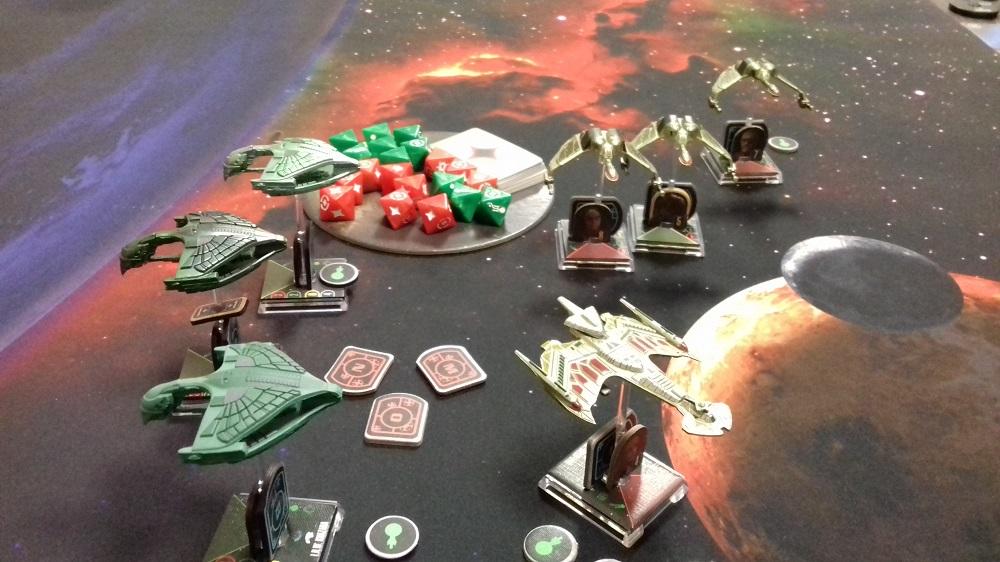 [130 SP] Klingonische Armada überfällt das romulanische System D'Deridex 20181125_163134a