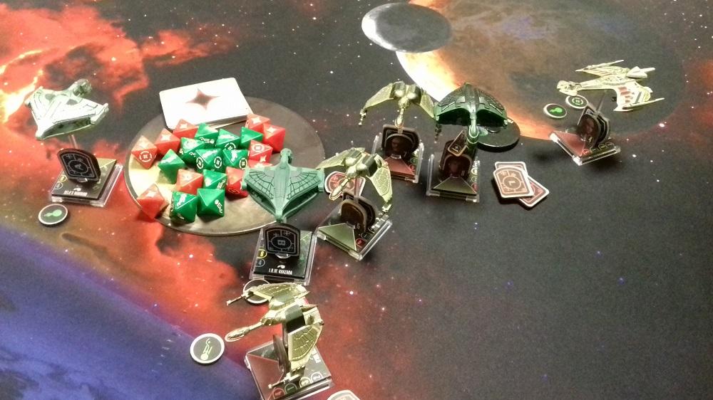 [130 SP] Klingonische Armada überfällt das romulanische System D'Deridex 20181125_172011a