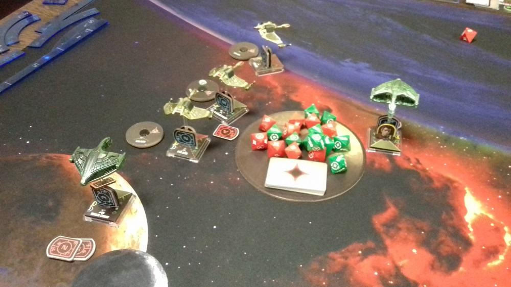 [130 SP] Klingonische Armada überfällt das romulanische System D'Deridex 20181125_173532a