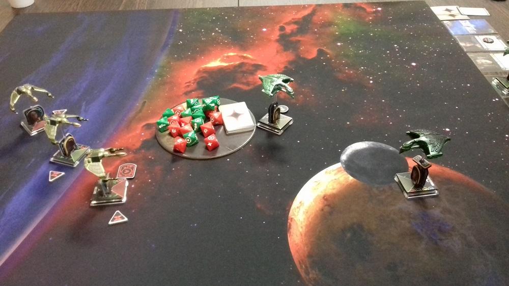 [130 SP] Klingonische Armada überfällt das romulanische System D'Deridex 20181125_174619a