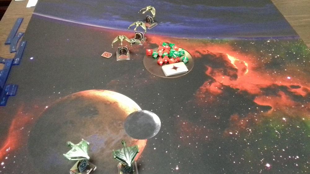 [130 SP] Klingonische Armada überfällt das romulanische System D'Deridex 20181125_175905a