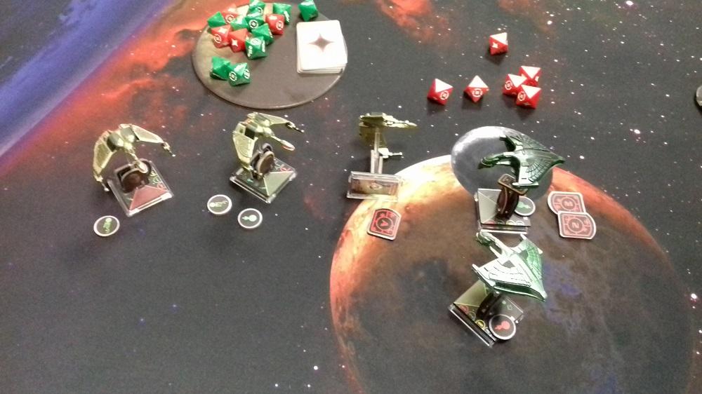 [130 SP] Klingonische Armada überfällt das romulanische System D'Deridex 20181125_180740a