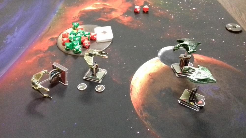 [130 SP] Klingonische Armada überfällt das romulanische System D'Deridex 20181125_181318a