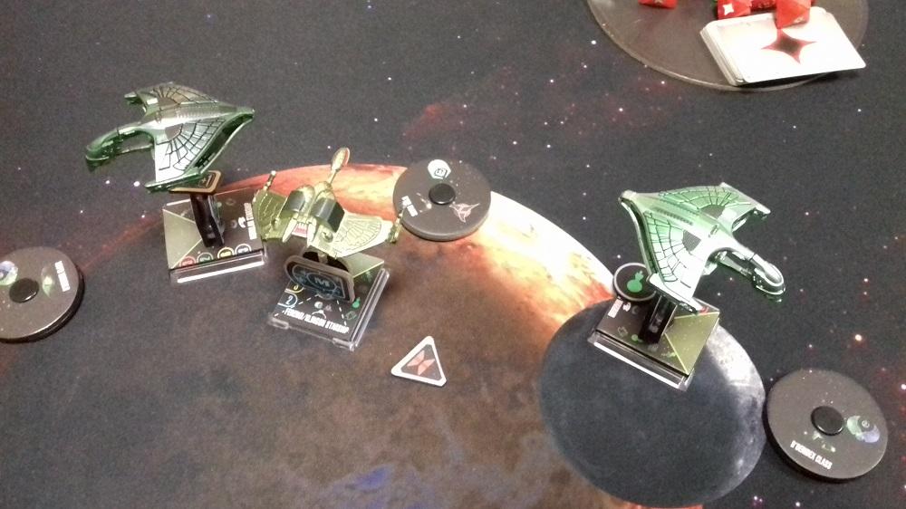 [130 SP] Klingonische Armada überfällt das romulanische System D'Deridex 20181125_181859a