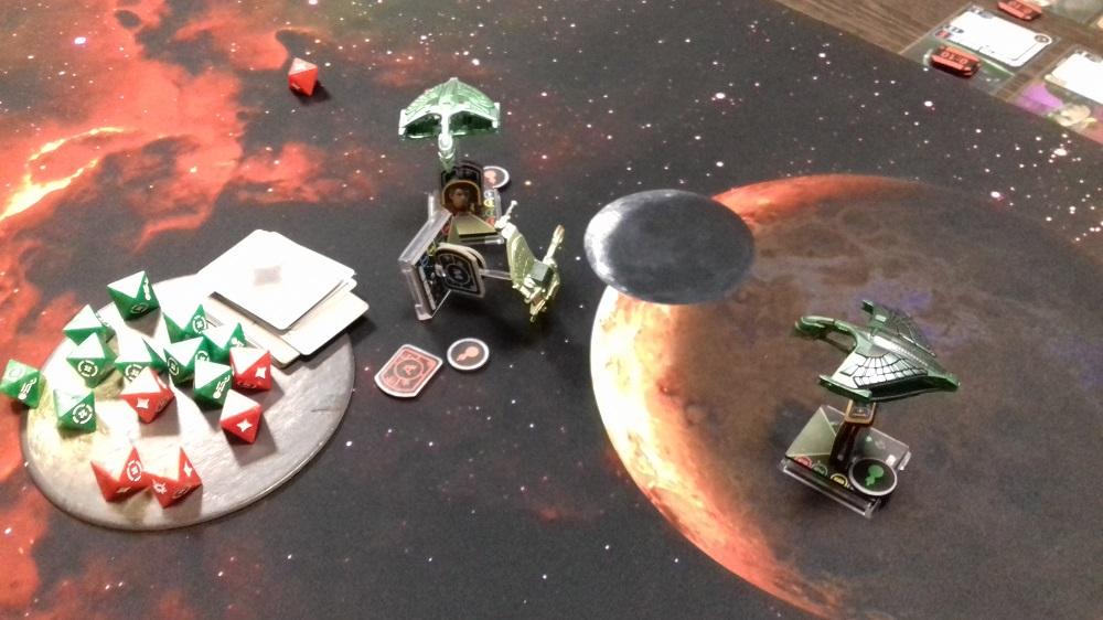 [130 SP] Klingonische Armada überfällt das romulanische System D'Deridex 20181125_182755a