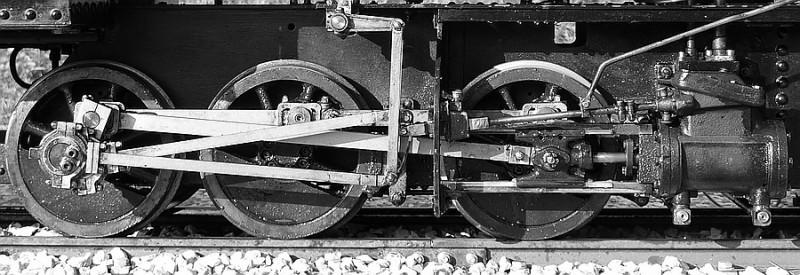 Šumska željeznica Raka Mdl1