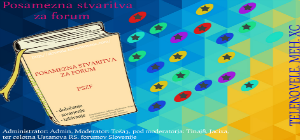Posamezna stvaritva za forum (PSZF): (1) 1-kopija