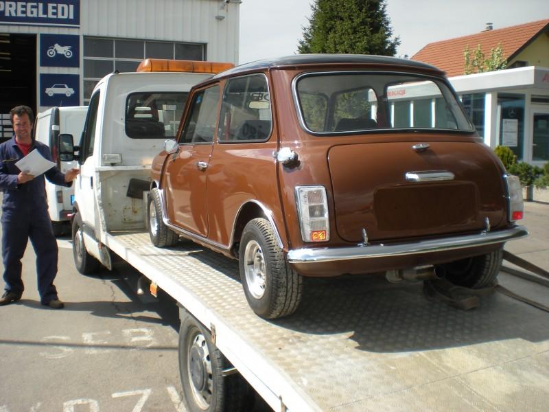 Austin Mini 1000 ˝Browny˝ Prvi-tehnicni-pregled-1