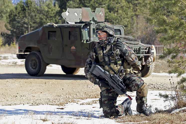 Slovenian Armed Forces / Slovenska vojska 44