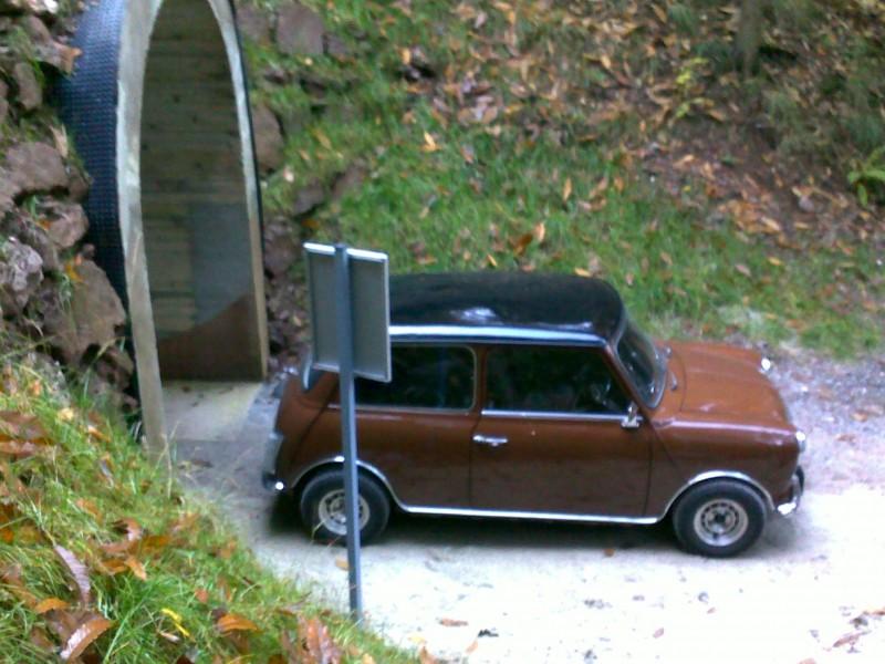Austin Mini 1000 ˝Browny˝ Bunker