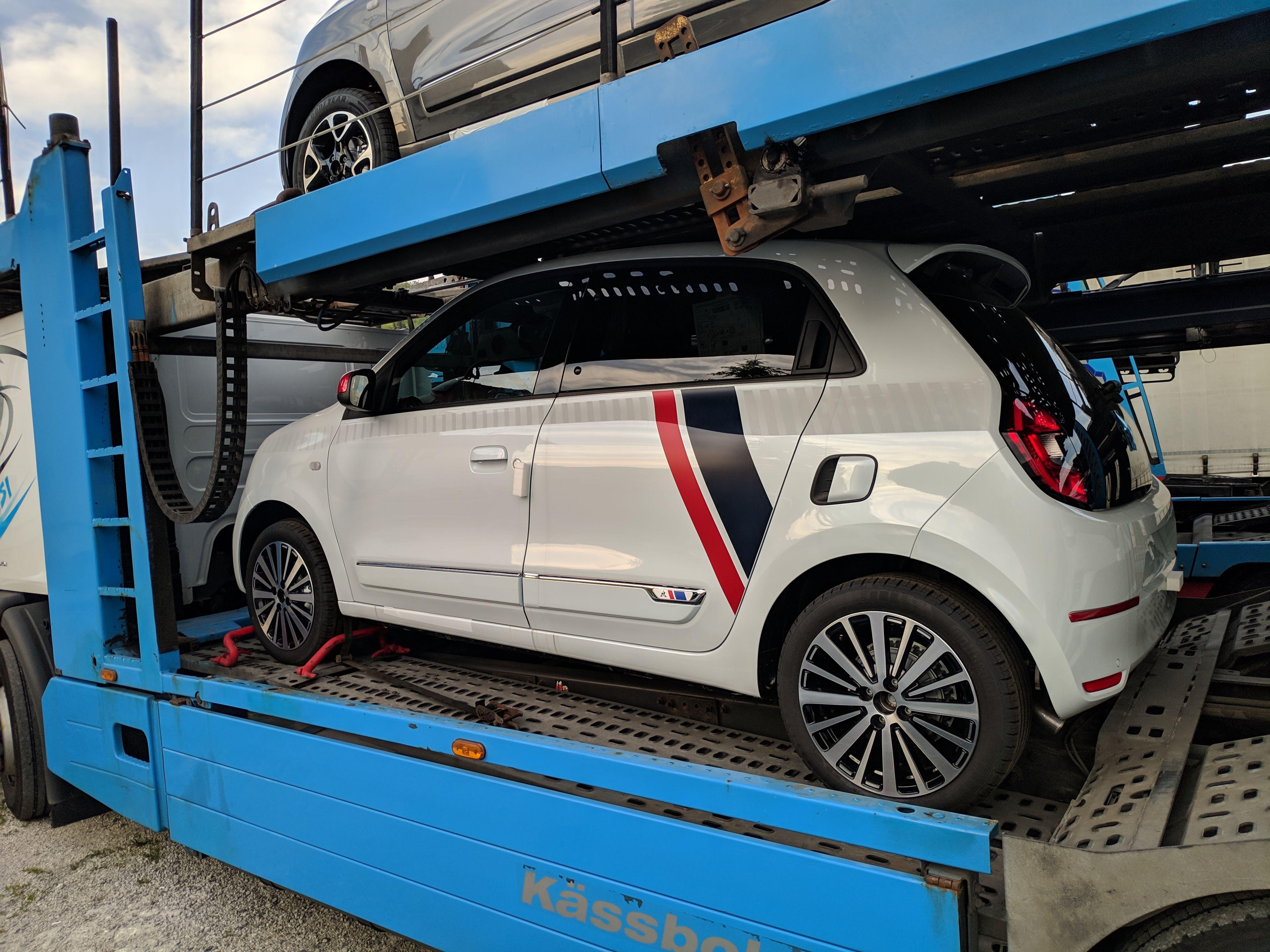 2018 - [Renault] Twingo III restylée - Page 12 Img20190422191829