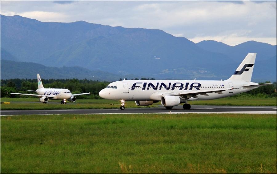 Zrakoplovi na letališču Brnik (Ljubljana) Img6245ri