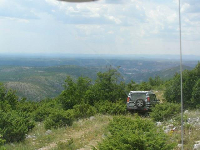Bespućem lijepom Našom (Off-road) - Motiv fotografiranja: Ljepote nedostupne cestom Dalmacija-2014-d