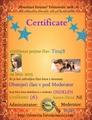 Naš skriti kotiček: Certificatinj-kopija