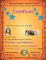 Naš skriti kotiček: Certificatjacx