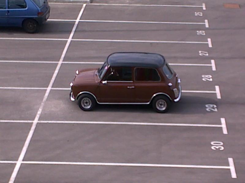 Austin Mini 1000 ˝Browny˝ Cerknica-2
