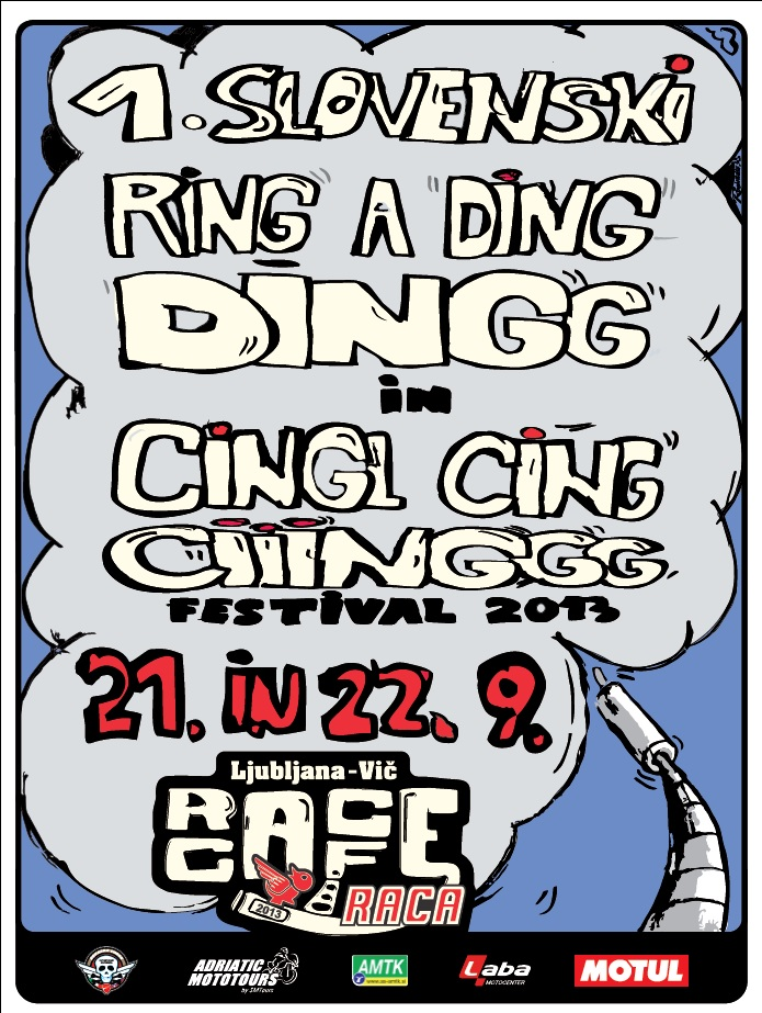 1. SLOVENSKI RING A DING DING IN CINGL CING CING  Ringadingding