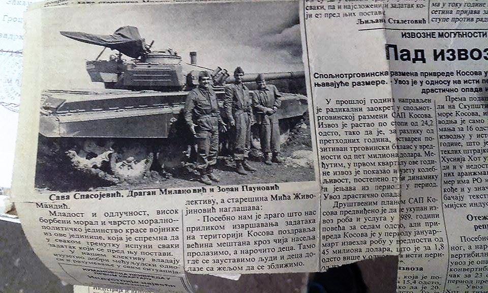 Kraljevo, 252. oklopna brigada, kasarna 'Sedam sekretara SKOJ-a', Jarčujak - Page 3 Clanak-252