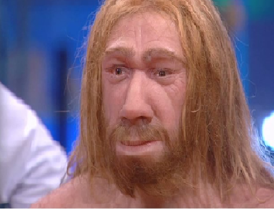 Chuck Norris vicevi Neandertal