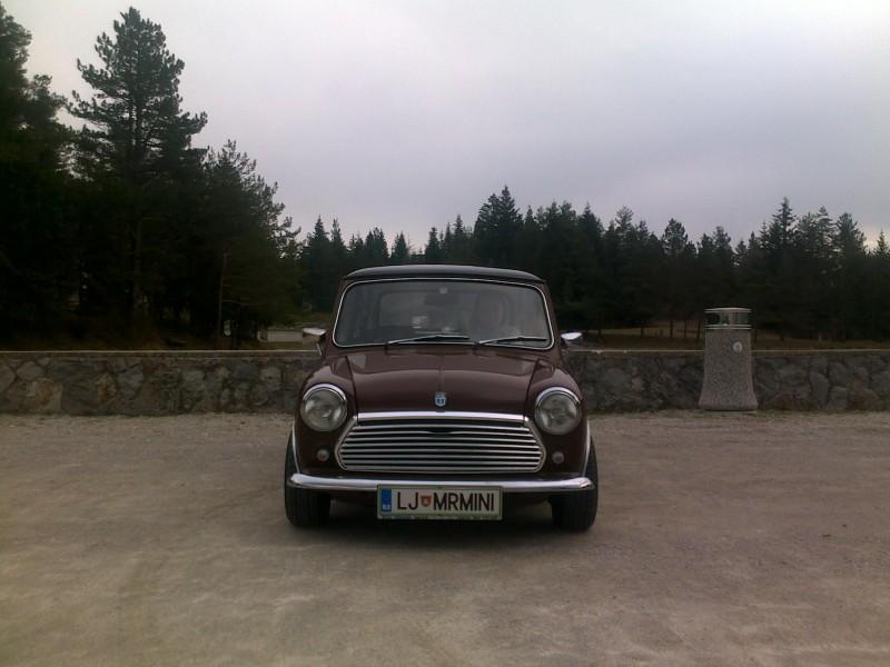 Austin Mini 1000 ˝Browny˝ Rakitna-2