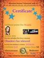 Naš skriti kotiček: Certificatros