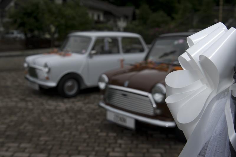 Austin Mini 1000 ˝Browny˝ Poroka-3