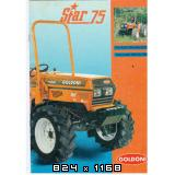 Traktori Goldoni  Star opća tema  - Page 6 Star-75