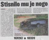 Prometne nesreće sa traktorima    - Page 2 Tvnesrca
