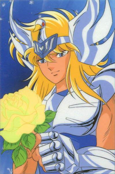 Barney Stinson Chronicle Ep 25 : Quel Personnage de Manga es-tu ? Envoi BS au 6969 Hyoga