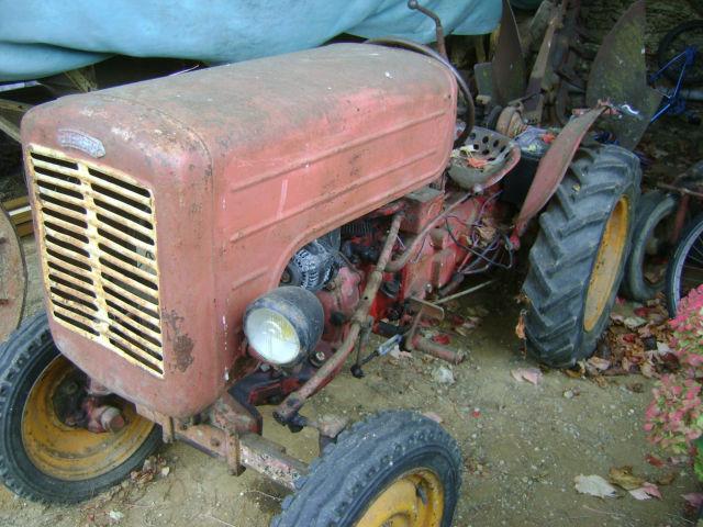 energic - tracteur energic  13f4dv