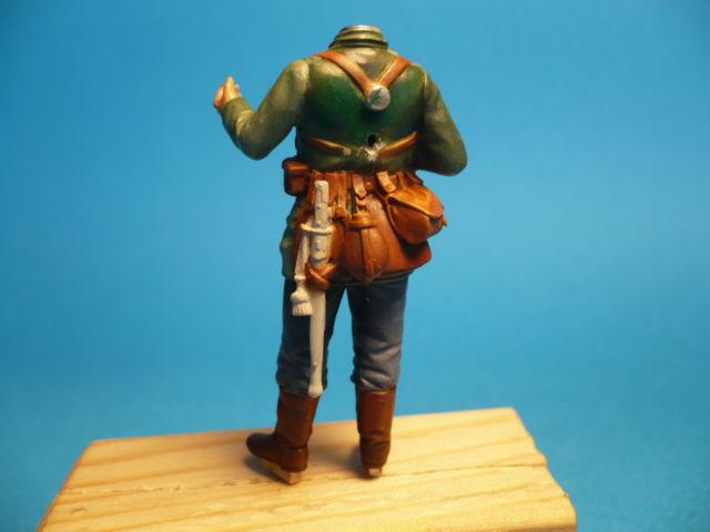 fantasin allemand 1916 metal model 0361di